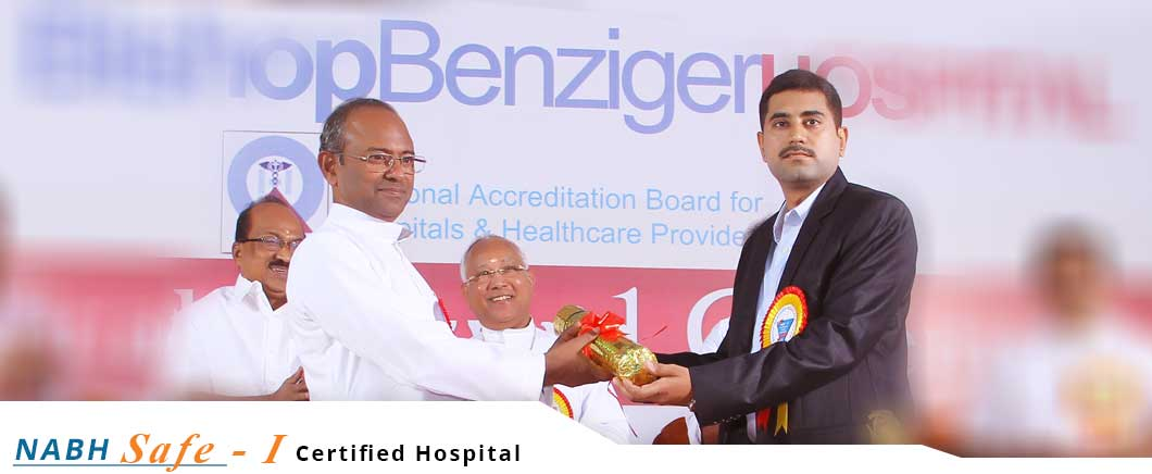 Bishop Benziger Hospital kollam kerala NABH CERTIFIED
