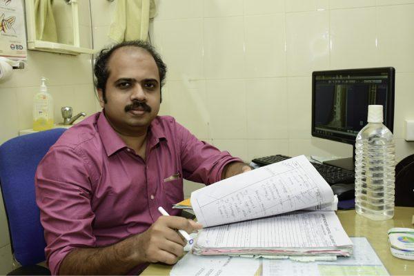Dr. Bimal. A Kumar