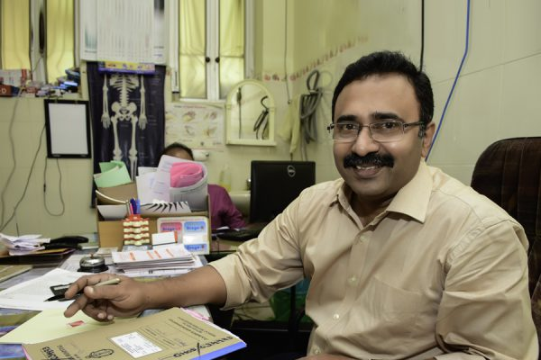 Dr. Anizh G. Cheriyan