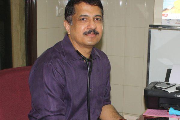 Dr. Anil Vijaykumar